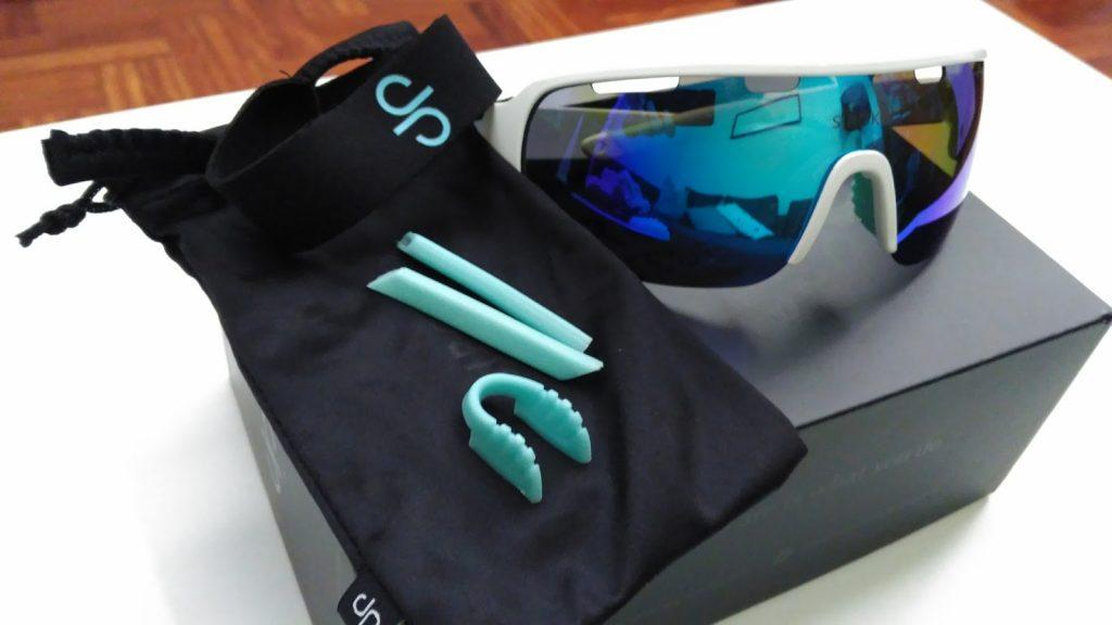 mejor servicio 5d0b9 34d4d Gafas Siroko K2 Snow [Test Material] - QUITTERS NEVER WIN